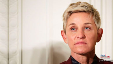 Photo of Narra Ellen DeGeneres que fue víctima de abuso sexual