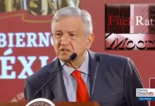 Photo of AMLO critica método de calificadoras; el peso se derrumba