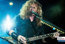 Photo of Líder de Megadeth diagnosticado con cáncer