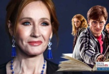 Photo of J.K. Rowling NO es la autora de los nuevos libros del universo de Harry Potter