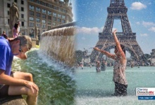 Photo of Temperaturas récord en Europa, se intensifica la ola de calor
