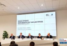 Photo of BMW inaugura planta en San Luis Potosí
