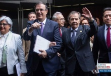 Photo of Dos vs Muñoz Ledo, la comparecencia de Marcelo Ebrard