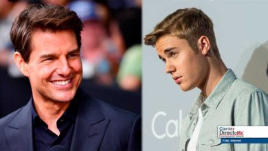 Photo of Justin Bieber reta a Tom Cruise a combate en la UFC