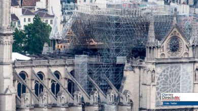 Photo of Notre Dame tendrá su primer misa después del incendio