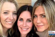 "Photo of ¡Reunión de actrices de ""Friends""!"