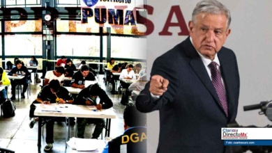 "Photo of ""Que la educación sea un derecho y no un privilegio"": AMLO"