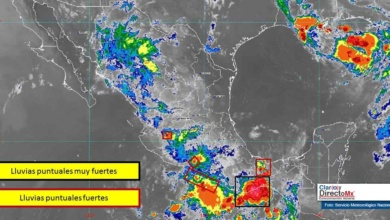 Photo of Lluvias para el centro del país calor para el norte