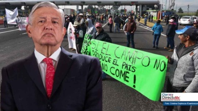 Photo of Gobierno no cederá a chantajes de organizaciones campesinas: AMLO