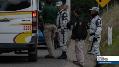 Photo of Interceptan agentes de la GN e INM a indocumentados en carreteras