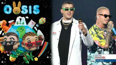 "Photo of J. Balvin y Bad Bunny presentan ""Oasis"""
