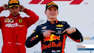 Photo of Max Verstappen gana el GP de Austria