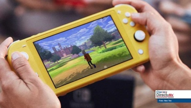 Photo of Llega Nintendo Switch Lite, 6 horas de diversión portátil para gamers