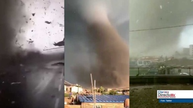 Photo of Sorprende tornado a China