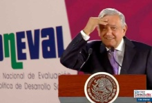"Photo of ""Imaginense si yo digo que va a desaparecer el Coneval, no, no, no"": AMLO"