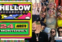 Photo of J Balvin participará en el Hellow Festival, y no es un evento de reggaeton