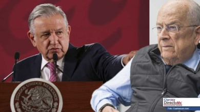Photo of Revive AMLO el pleito vs Claudio X González