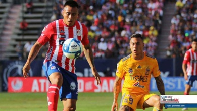 Photo of San Luis y Tigres igualan a uno
