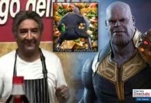 "Photo of Viral: Thanos y ""Yo soy Take Sabroso"", ingenio jarocho"