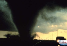 Photo of Sorprende tornado a habitantes de Fresnillo, Zacatecas