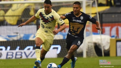Photo of América y Pumas igualaron a un tanto
