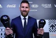 Photo of Messi ganó el premio The Best
