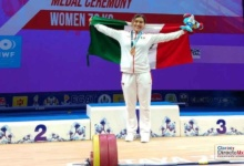 Photo of Mexicana Aremi Fuentes se cuelga el bronce en Tailandia