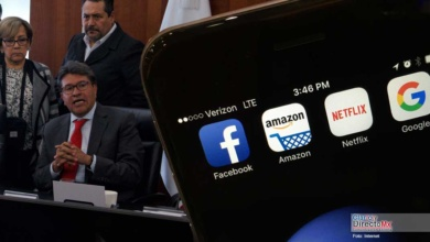Photo of Morena quiere IVA e ISR a Netflix, Facebook y Uber
