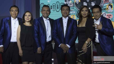 Photo of Nominados Los Ángeles Azules a los premios LAMA's