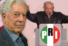Photo of AMLO es el renacer del PRI dice Vargas Llosa