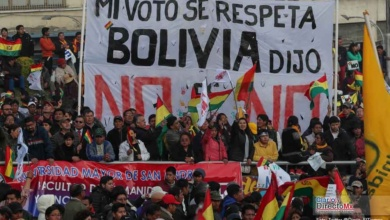 Photo of Huelga General en Bolivia; Evo Morales se proclama triunfador