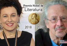 Photo of Entregan el Nobel de Literatura 2018 a Olga Tokarczuk y 2019 a Peter Handke