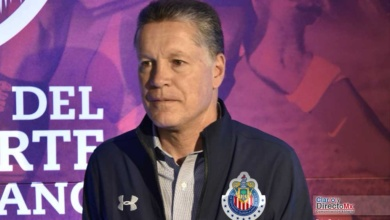 Photo of Ricardo Peláez vuelve a la chivas