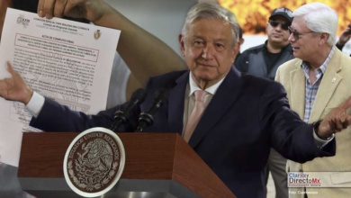 "Photo of Que se publique la ""Ley Bonilla"" y se impugne en la SCJN: AMLO"