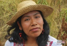 Photo of Ecologista oaxaqueña Irma Galindo, presuntamente está resguardada