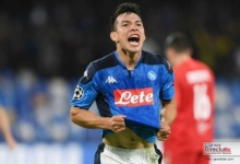 Photo of Hirving Lozano marca el empate del Napoli en Champions
