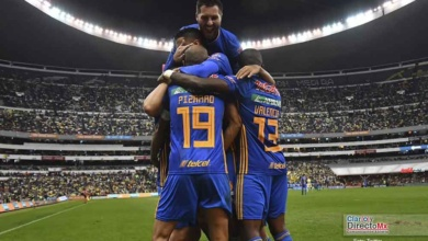Photo of Tigres pega primero