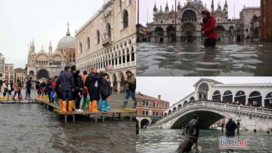 Photo of Venecia vive su peor inundación