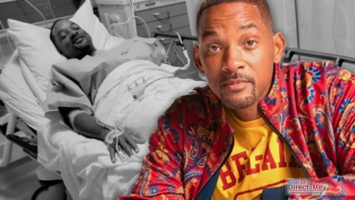 Photo of Detectan pólipo precanceroso a Will Smith