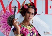Photo of Vogue México celebra 20 años con modelo muxe en portada