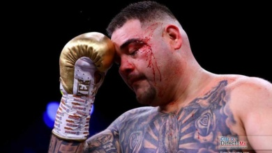 Photo of Andy Ruiz cae ante el británico Anthony Joshua
