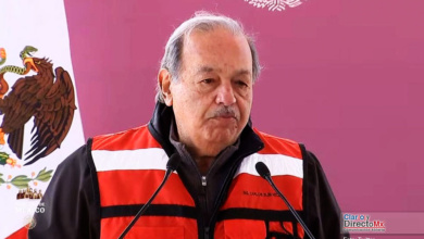 Photo of Carlos Slim pide al presidente invertir 5% del PIB en infraestructura