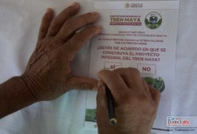 Photo of Ganó el sí en la consulta del Tren Maya