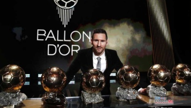 Photo of Messi recibe su 6o. Balón de oro y habla del retiro