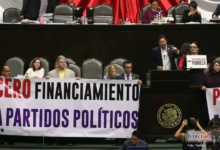 Photo of Normal, diputados impiden reducción de financiamiento a partidos políticos
