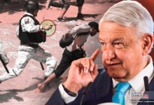 Photo of Uso de gas lacrimógeno vs migrantes fue un caso aislado: AMLO