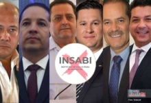 Photo of 6 gobernadores no van con el INSABI