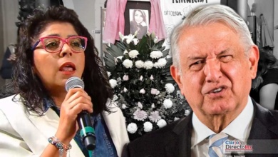 Photo of No escondo la cabeza en la arena ante los feminicidios: AMLO