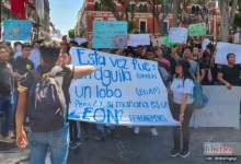 Photo of En Puebla, las protestas y paros de estudiantes se extienden