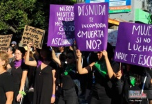 Photo of Inician movilizaciones de protesta en todo el país por feminicidios